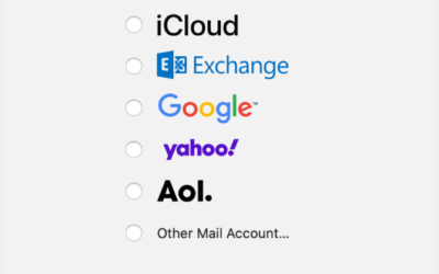How to Add an Email Account to Mail on MacBook?