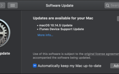 How to Update Mac Software
