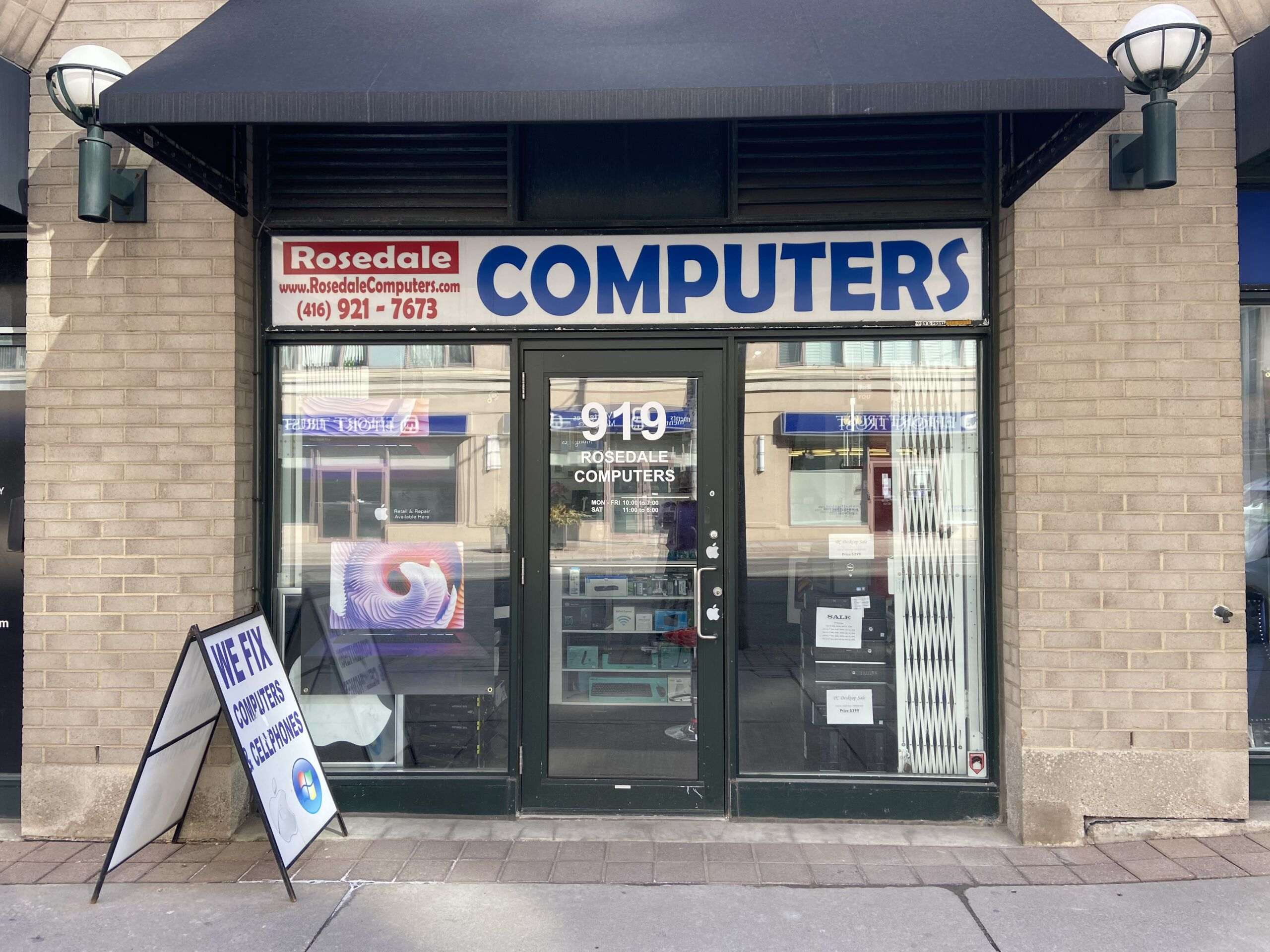 Rosedale Computers